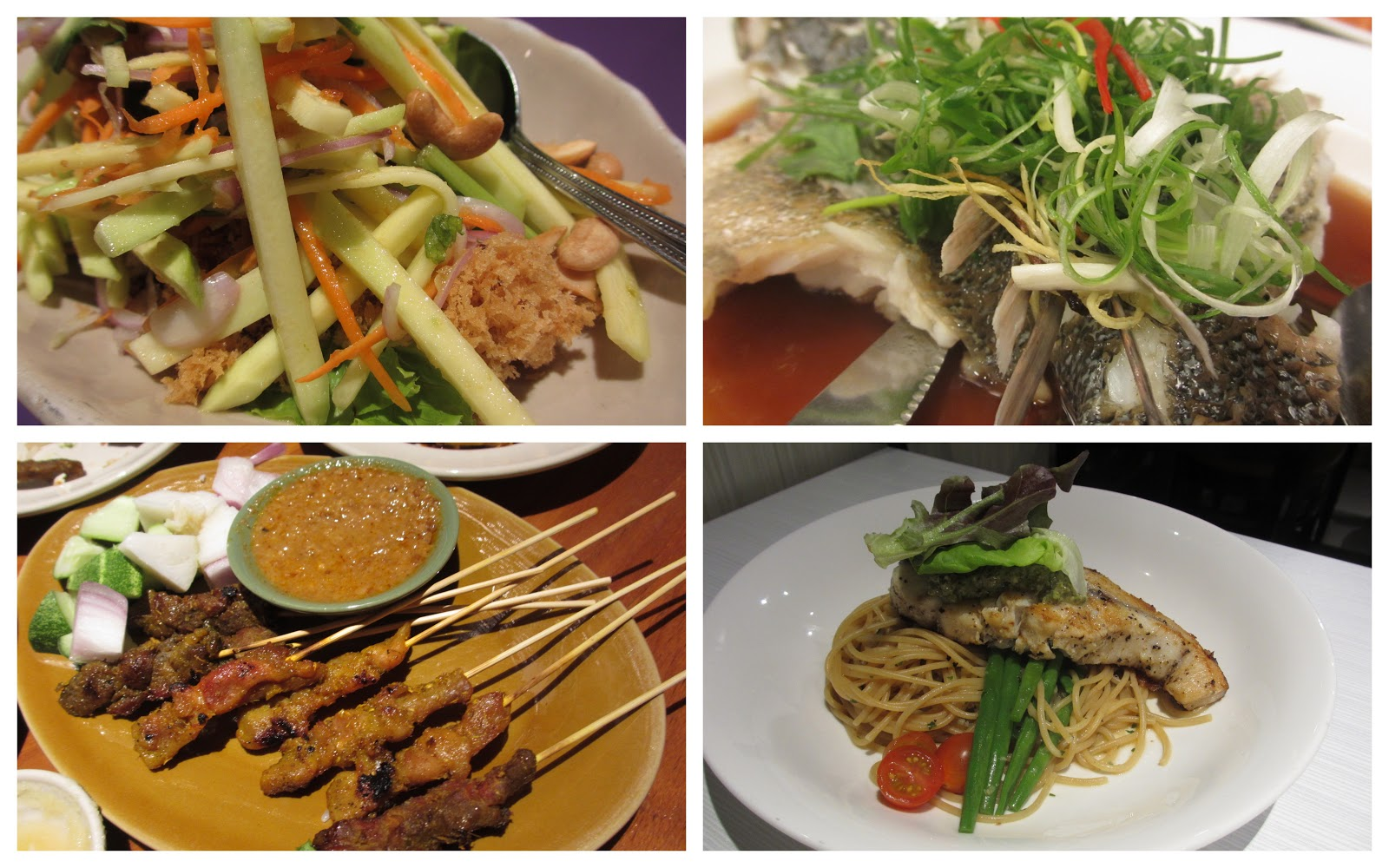 The blackmentos beauty box food craze aroy thai straits for Aroy thai cuisine menu