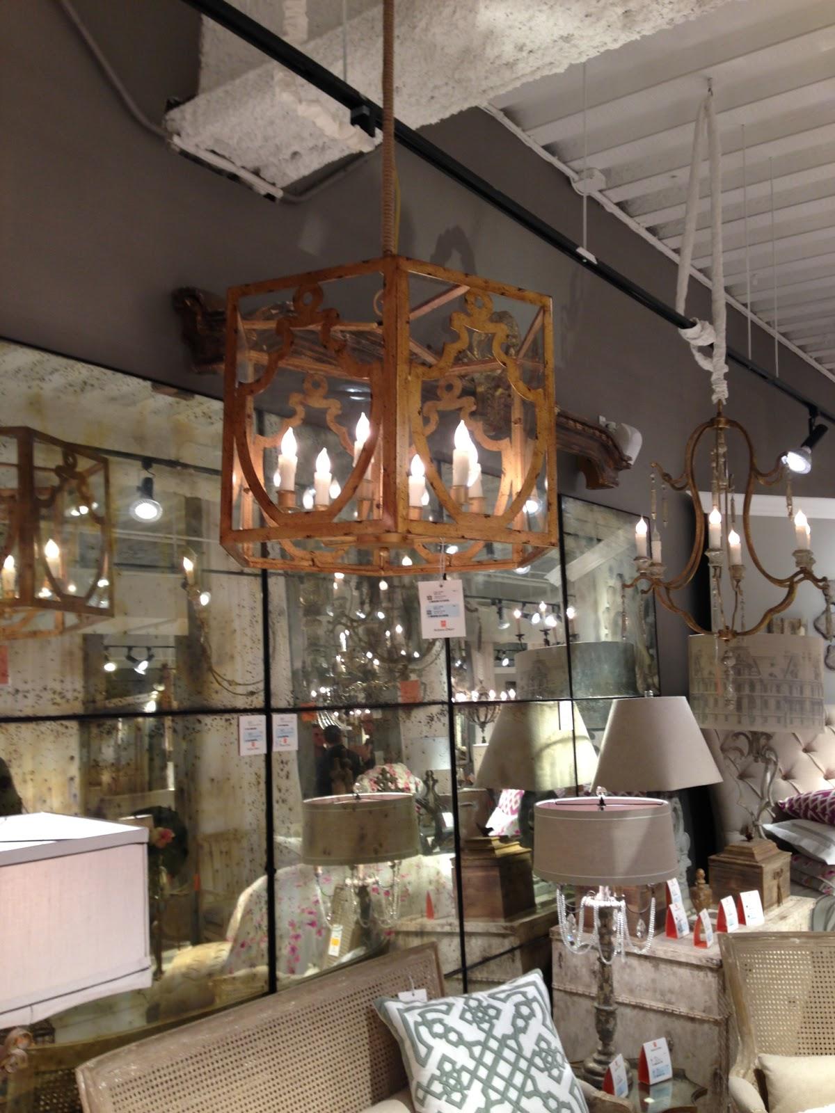 Lighting Trends Sneak Peek Dallas Market Part 1