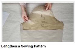 Video: Lengthen a Pattern