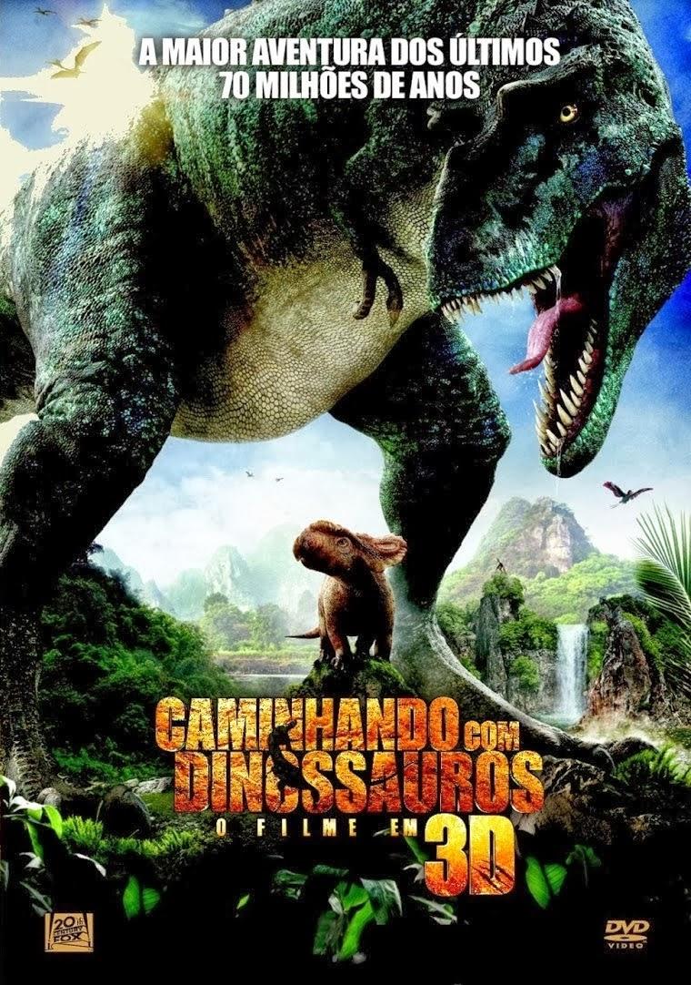 Caminhando com Dinossauros – Dublado (2013)
