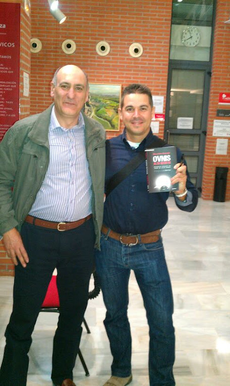 MARCELINO REQUEJO Y SU LIBRO!!