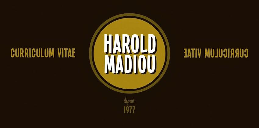 HAROLD MADIOU / curriculum vitae