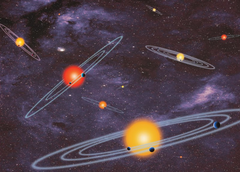 NASAs Kepler mission finds 715 new planets...