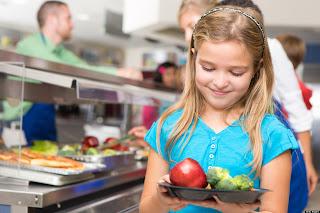 First U.S. public elementary school offers all vegetarian menu