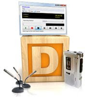 D is for Dictation Software