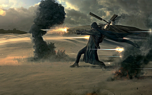 Battle Game Screenshot