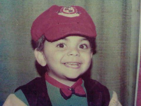 sportspersons childhood photos