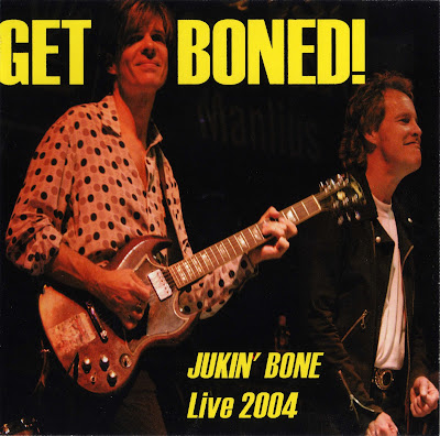 Jukin' Bone - Get Boned (2004 Great US Heavy Rock - Live Reunion At The Dinosaur - Wave)