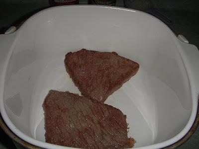 Margaret's Morsels | Swiss Steak