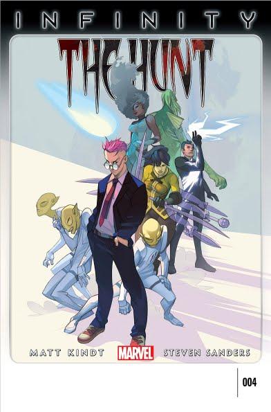INFINITY: THE HUNT#04