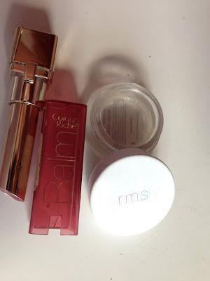 Lip product empties www.modenmakeup.com