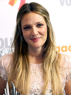Drew Barrymore Hairstyle 5