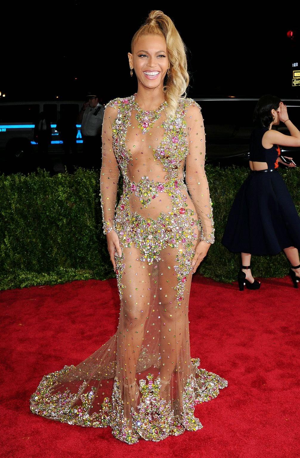 Dress at The 2015 Met Gala
