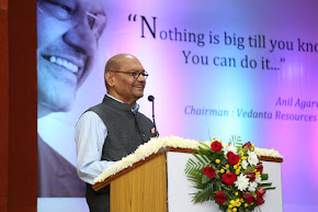 Anil Agarwal - Chairman, Vedanta Group