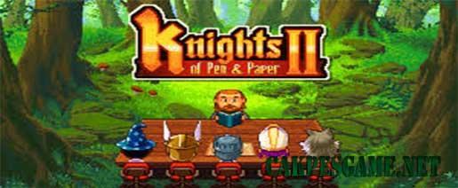 Knights of Pen & Paper Apk 2 v2.0.6 Full OBB