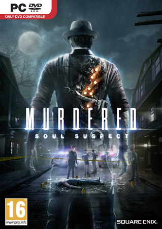 Free Download Murdered Soul Suspect CODEX 8.5GB Cracked