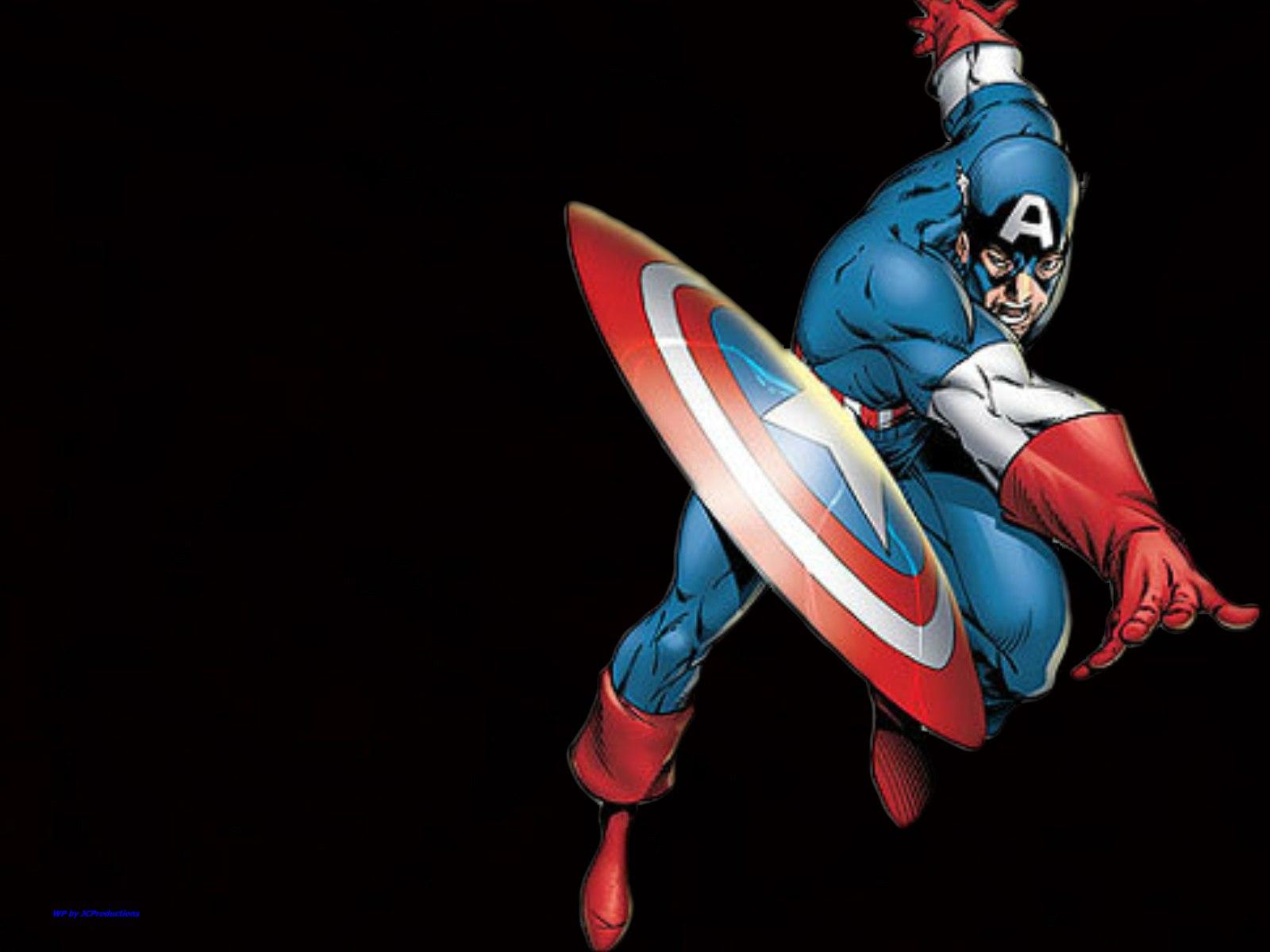 Personality types superhero mbti - Image captain america ...