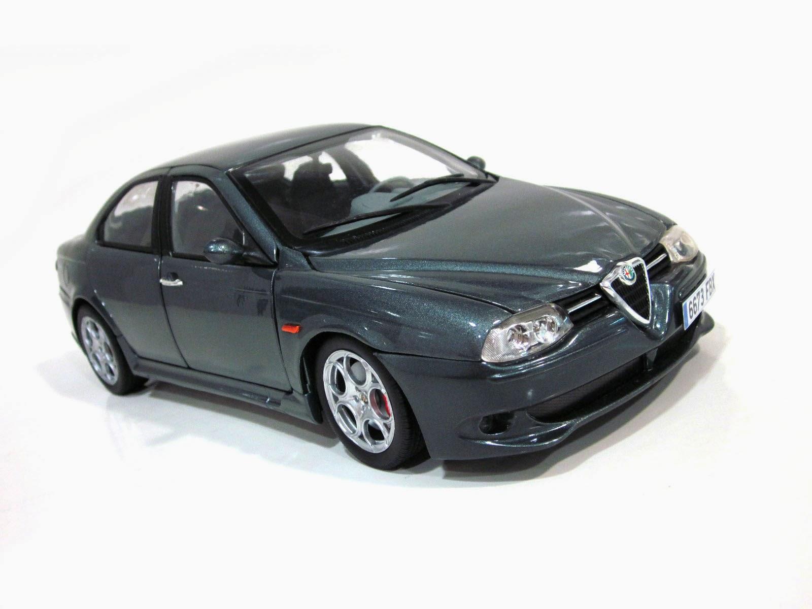 Alfa Romeo 156 GTA '02 - RickoRicko