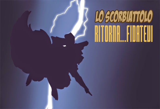 the dark knight returns parody scorbiattolo