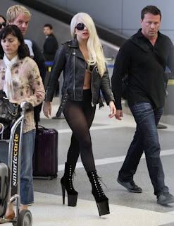 Lady Gaga, YOLO Fashion, YOLO Fashion Photo