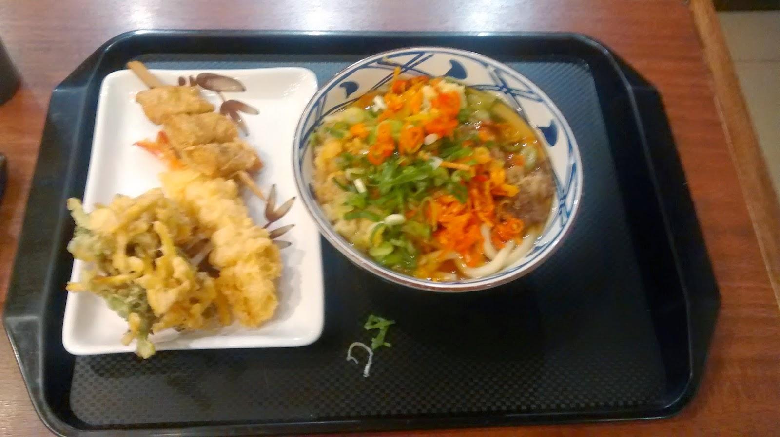 Wisata Kuliner Jakarta Marugame Udon GanCit