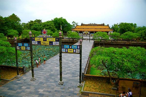 Thai Hoa Place Hue - Vietnam