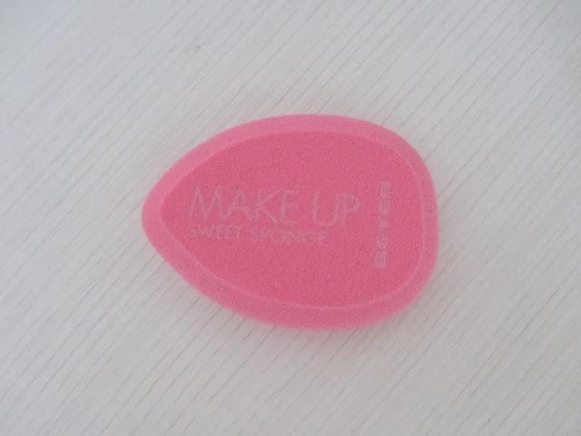 esponja maquillaje biselada Beter
