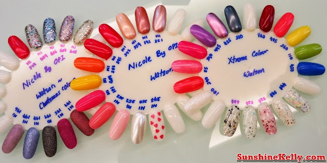 Sally Hansen, Nicole by OPI, Nail Workshop, Giveaway, nail care, nail colors, nair art, nail treatment,