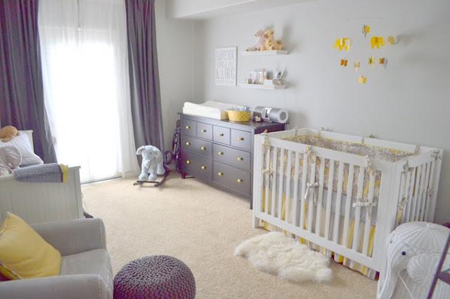 Idée déco chambre bébé mixte