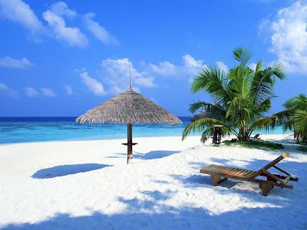 pantai pasir putih