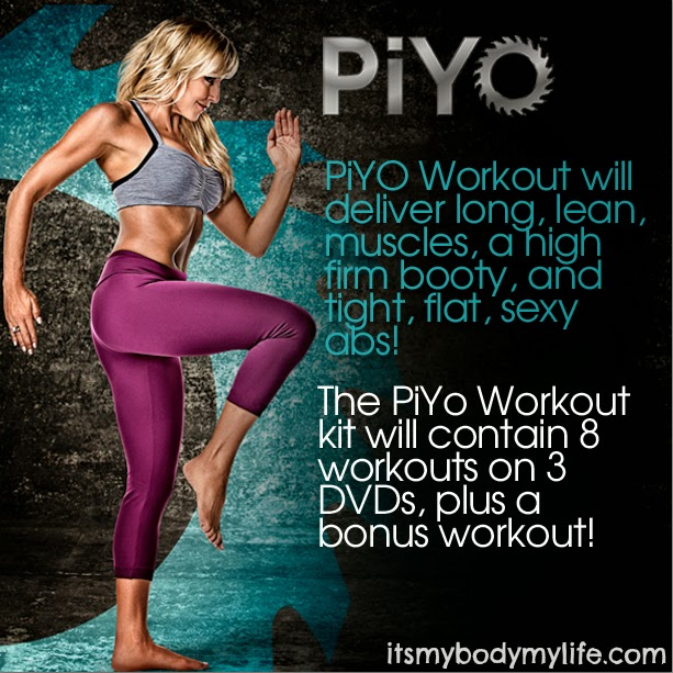 Piyo, Piyo Workout, Chalene Johnson Piyo, Beachbody Piyo, Yoga, Pilates