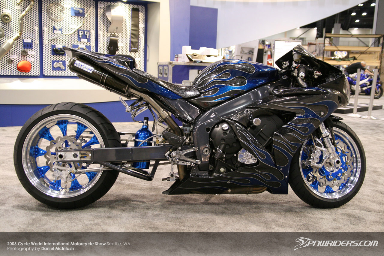 fast havey bikes custom yamaha r1 new bikes