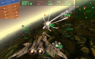 Fractal Combat X - andromodx