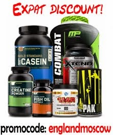 All readers and expats get 5% off in my supplement store!