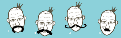 illustrator's movember