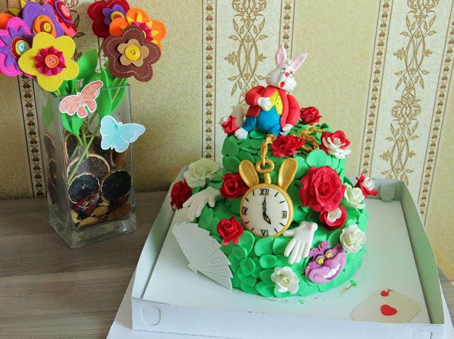День рожденьевская сладость