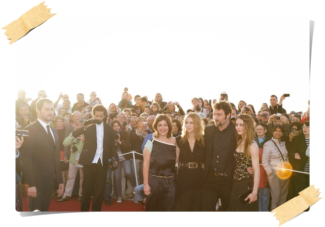 Vanessa Paradis Photos from the Swann Awards - Pics 13