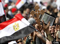 Muslim ,Christan  solidarity Egypt