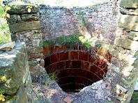 Interior de la tina de L'Olleret