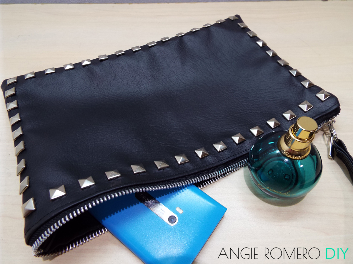 Clutch bag rockero