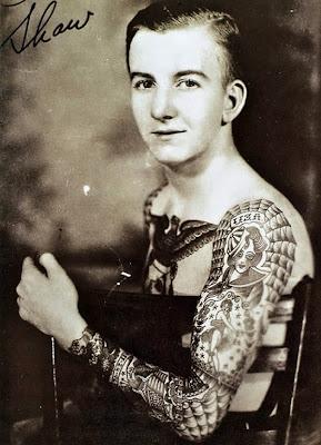 tattoo antiga old school