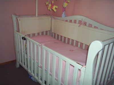 Las cunas de madera para la habitación del bebe - Decorando Interiores