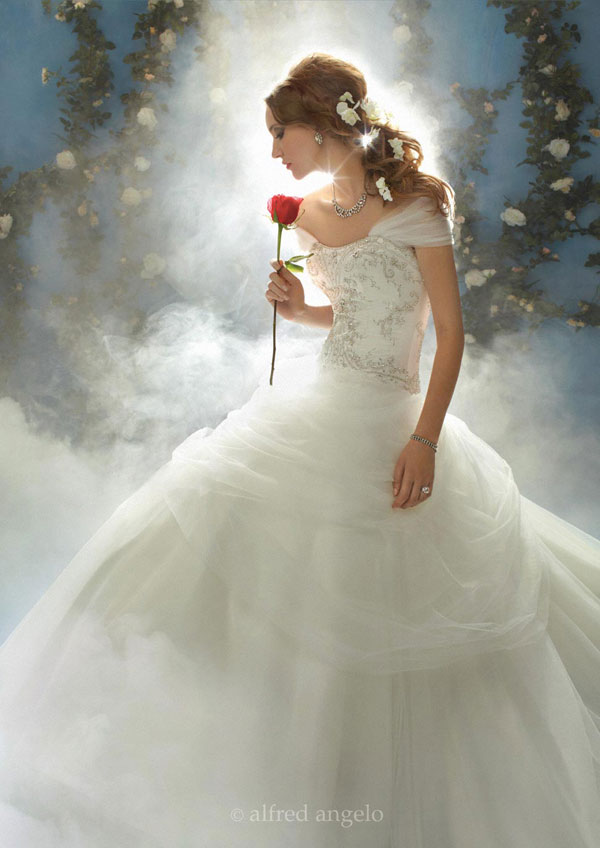 amorra weddings: a disney princess
