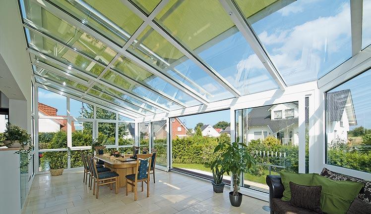 Lekune terraza cristal o de tipo invernadero - Invernadero en terraza ...