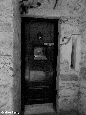 Bodmin Jail cell