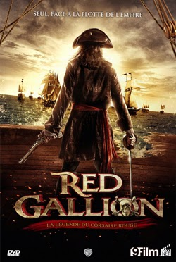 Red Gallion 2013 poster