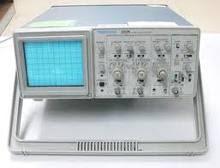 Osciloscop dual trace