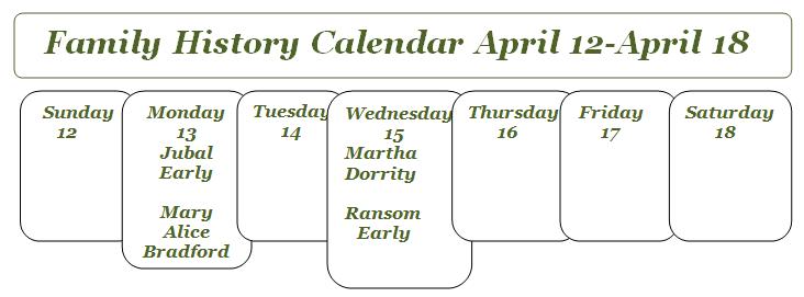 April 11 april 18