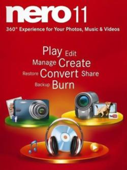 Nero Multimedia Suite 11.2.00900