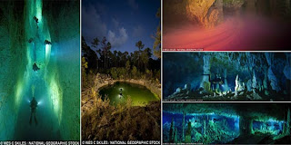 Kawasan Paling Misterius di Dunia
